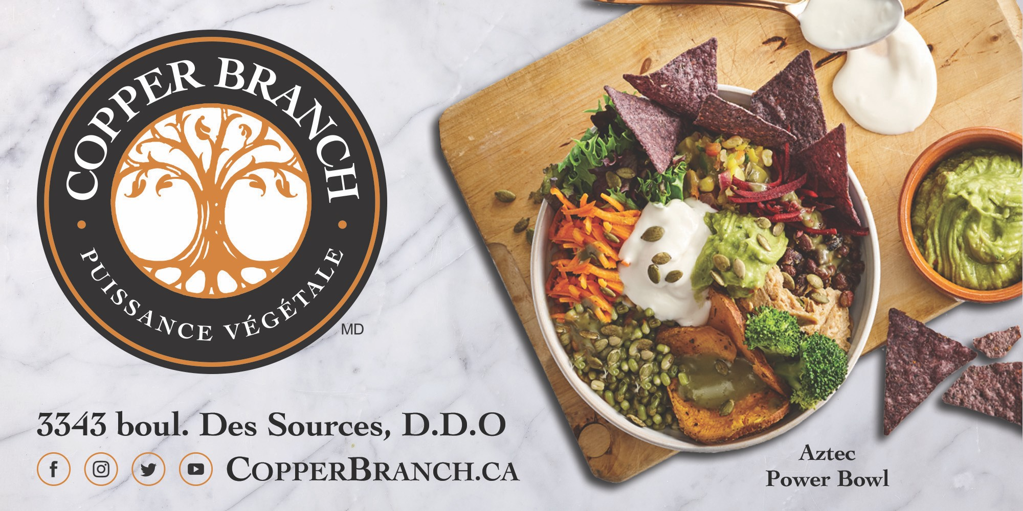 Copper Branch | Dollard-des-Ormeaux