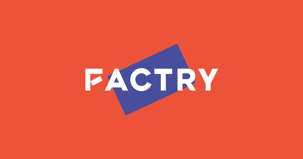 Factry Recherche 20 Jeunes Audacieux Prêts à Sortir Du Cadre Traditionnel